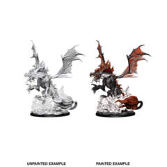 PF UNPAINTED MINIS WV12 NIGHTMARE DRAGON