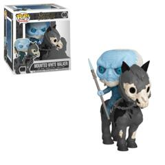 Pop! Rides - Television Game of Thrones - Mounted White Walker - 60