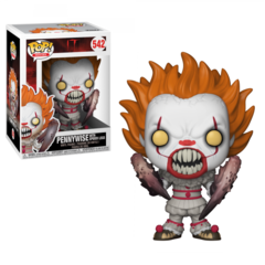 POP - MOVIES - IT - PENNYWISE WITH SPIDER LEGS - 542