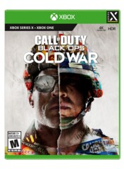 XBOX Serie X - Call of Duty Black Ops Cold War