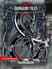 DUNGEONS & DRAGONS 5  -  TILES - DUNGEON