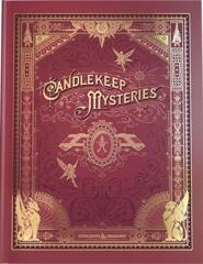 D&D 5TH : ADVENTURES: CANDLEKEEP MYSTERIES (ALTERNATE COVER)
