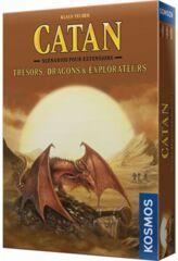 CATAN  -  TRÉSORS, DRAGON ET EXPLORATEURS - EXTENSION