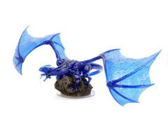 DND ICONS OF THE REALMS SAPPHIRE DRAGON