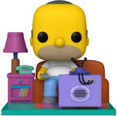 POP TELEVISION - THE SIMPSONS - COUCH HOMER - 909