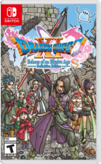 DRAGON QUEST XI S : ECHOES OF AN ELUSIVE AGE- DEFINITIVE EDITION