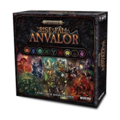 Warhammer Age Of Sigmar - The Rise & Fall Of Anvalor