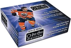 O-PEE-CHEE PLATINUM BOX 19-20