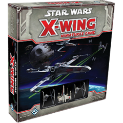 Star Wars X-Wing : Base Game French