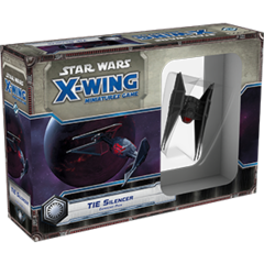 Star Wars X-wing: Tie Silencer Expansion Pack