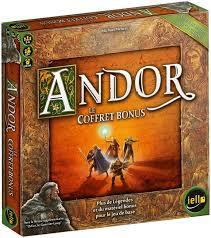 ANDOR: LE COFFRET BONUS