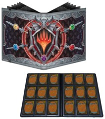 MAGIC THE GATHERING - PRO-BINDER - D&D ADVENTURE IN THE FORGOTTEN REALMS