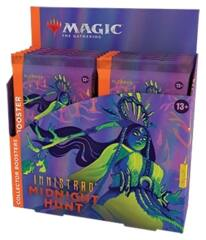 INNISTRAD MIDNIGHT HUNT - COLLECTOR BOOSTER BOX