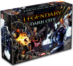 Marvel Legendary : Dark City