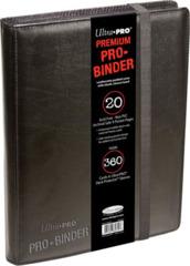 Ultra Pro - Premium Pro-Binder (noir)