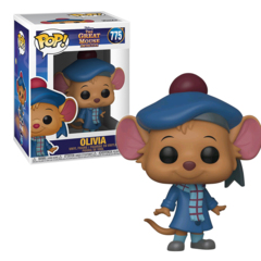 POP - DISNEY - THE GREAT MOUSE DETECTIVE - OLIVIA - 775