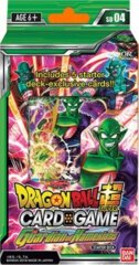 Dragon Ball Super - SD04 - Starter Deck - The Guardians of The Namekians