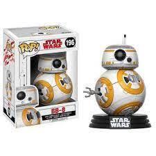 POP - STAR WARS - BB-8 - 196