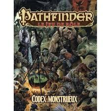 Pathfinder: Codex Monstrueux
