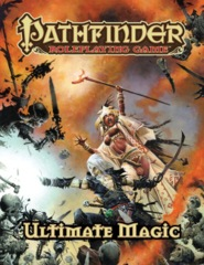 Pathfinder Roleplaying Game: Ultimate Magic Hardcover