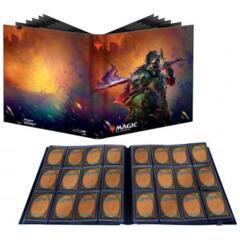 Modern Horizons 2 12-Pocket PRO-Binder featuring Dakkon Blackblade Key Art for Magic: The Gathering