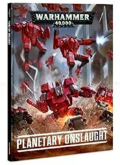 Warhammer 40,000 Expansion: Planetary Onslaught