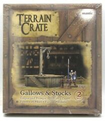 Terrain Crate - Gallows & Stock