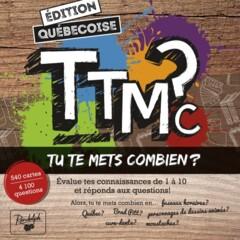 TTMC- TU TE METS COMBIEN?