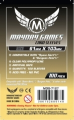 Mayday - Magnum Card Sleeves 61Mm X 103Mm 100Ct