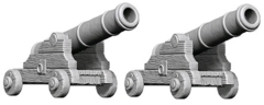 PATHFINDER MINIATURE DEEP CUTS: CANNONS