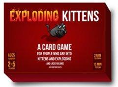 Exploding kittens - deluxe