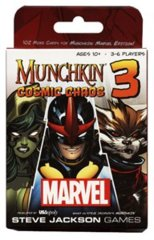 Munchkin 3: Cosmic Chaos