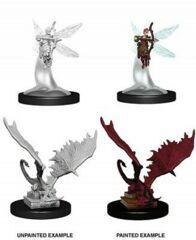 Nolzur's Marvelous Miniatures - Sprite & Pseudodragon