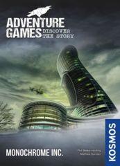 Aventure Games - Monochrome Inc.