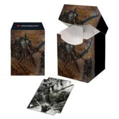 Modern Horizons 2 100+ Deck Box V1 featuring Dakkon, Shadow Slayer for Magic: The Gathering