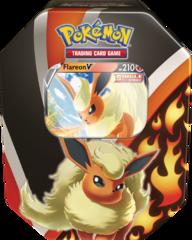 Pokemon TCG: Eevee Evolutions Tin - Flareon V