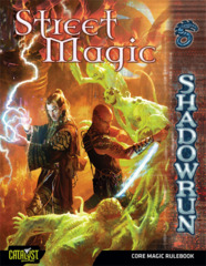 Shadowrun: Street Magic