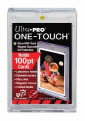 ULTRA PRO  - ONE-TOUCH MAGNETIC CLOSURE - 100PT
