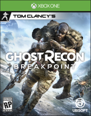 TON CLANCY'S: GHOST RECON BREAKPOINT