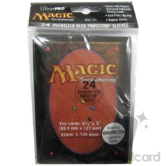 UP DP Magic Card Back Oversize 24ct
