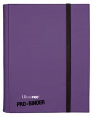 Pro-Binder Purple 9-Pockets