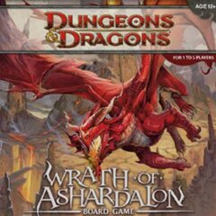 DUNGEONS & DRAGONS - WRATH OF ASHARDALON BOARDGAME