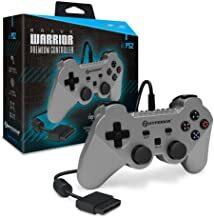 HYPERKIN WARRIOR PREMIUM CONTROLLER PS2 silver