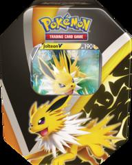 Pokemon TCG: Eevee Evolutions Tin - Jolteon V