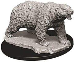 Pathfinder Battles Unpainted Minis - Polar Bear