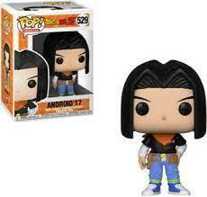 POP - DRAGON BALL Z - ANDROID 17 - 529