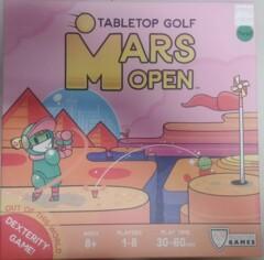 Tabletop Golf - Mars Open