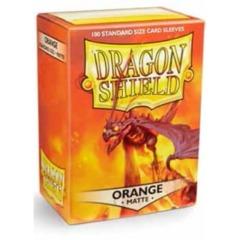 Dragon Shield: Matte Orange