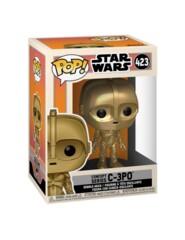 POP - STAR WARS - CONCEPT SERIES C-3PO - 423