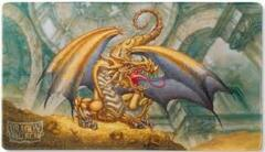 Dragon Shield Playmat:  King 'Gygex' the Golden Terror
